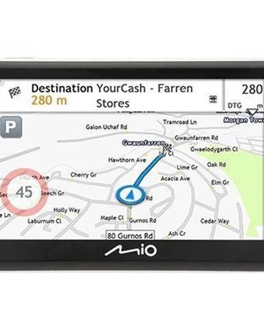 Navigačný systém GPS Mio Spirit 7800 Full Europe Lifetime čierna