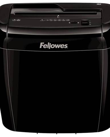 Skartovač Fellowes 36C čierny
