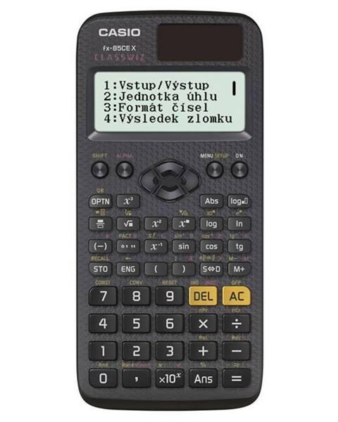 Casio Kalkulačka Casio ClassWiz FX 85 CE X čierna