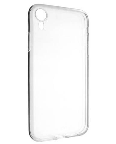 Kryt na mobil Fixed na Apple iPhone XR priehľadný