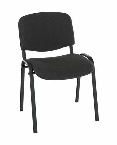 Kancelárska stolička sivá ISO NEW C26