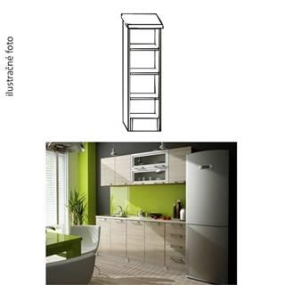 Kuchynská policová skrinka biela IRYS D3P-20