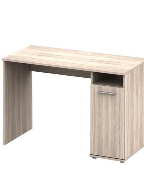 Tempo Kondela PC stôl dub sonoma  NOKO-SINGA 21