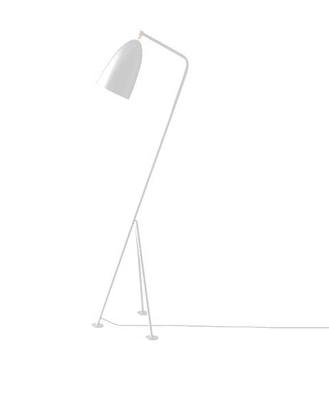 Tempo Kondela Stojacia lampa biely kov CINDA TYP 24 YF6250-W