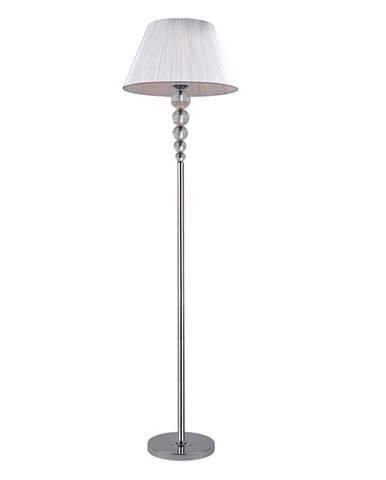 Stojacia lampa strieborná CINDA TYP 13 MEPIE