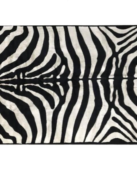 Kondela Koberec vzor zebra 200x250 ARWEN