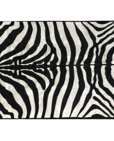Koberec vzor zebra 200x250 ARWEN