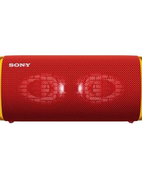 Sony Prenosný reproduktor Sony SRS-XB33 červený