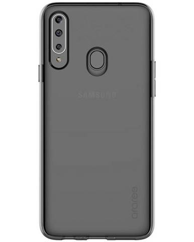 Kryt na mobil Samsung Galaxy A20s sivý