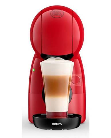 Espresso Krups NescafÉ Dolce Gusto Piccolo XS KP1A0531 červen