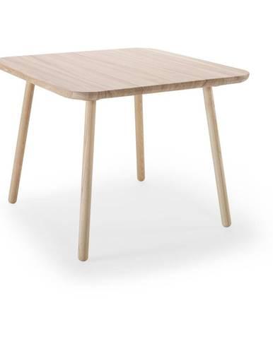 Jedálenský stôl z jaseňového dreva EMKO Naïve