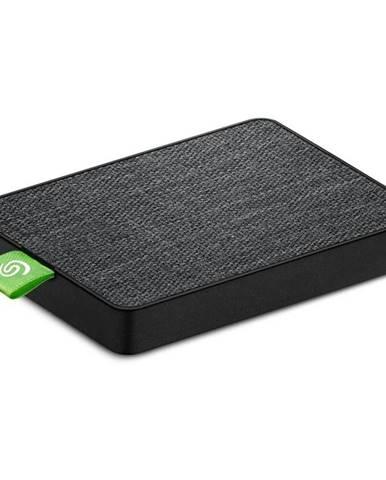 SSD externý Seagate Ultra Touch 500GB, USB 3.0 čierny