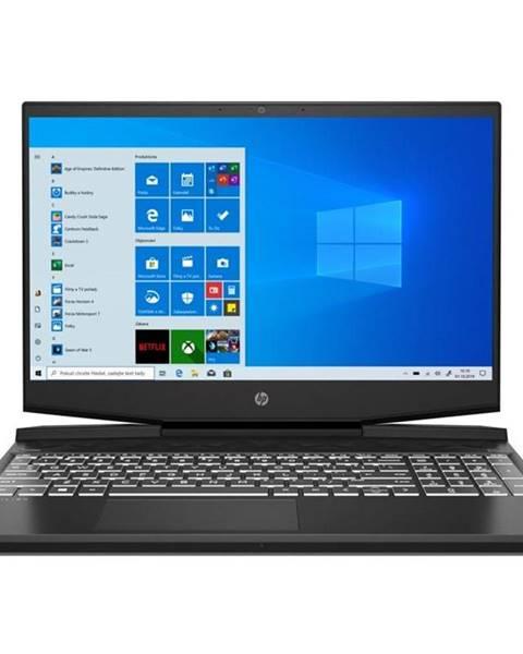 HP Notebook HP Pavilion Gaming 15-dk1603nc čierny/biely
