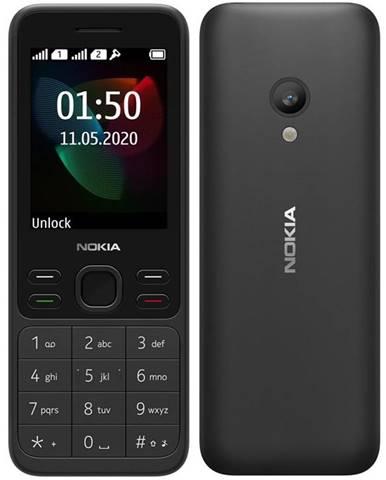 Mobilný telefón Nokia 150 Dual SIM 2020 čierny