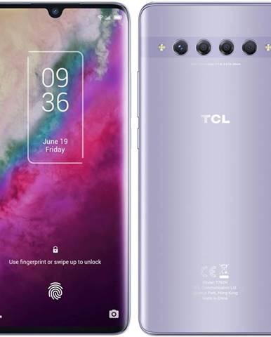 Mobilný telefón TCL 10Plus strieborný