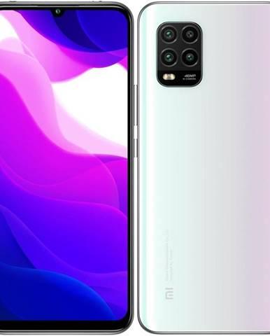 Mobilný telefón Xiaomi Mi 10 Lite 64 GB 5G biely