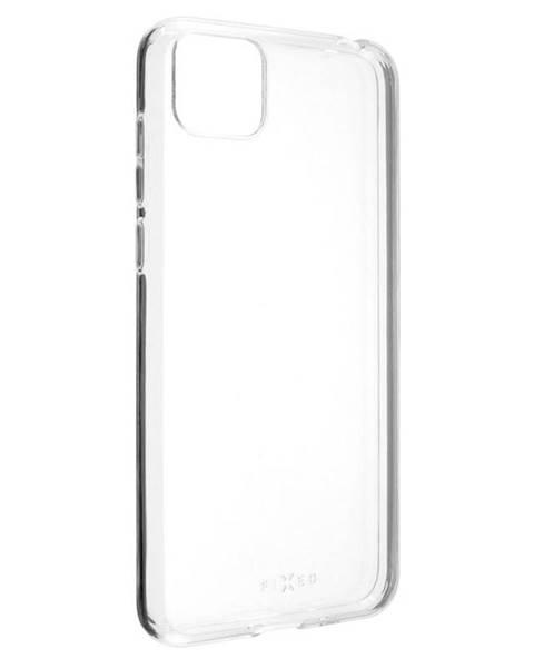 FIXED Kryt na mobil Fixed Skin na Honor 9S priehľadný