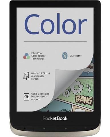 Čítačka kníh Pocket Book 633 Color - Moon Silver