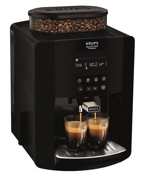 Krups Espresso Krups Essential EA817010 čierne