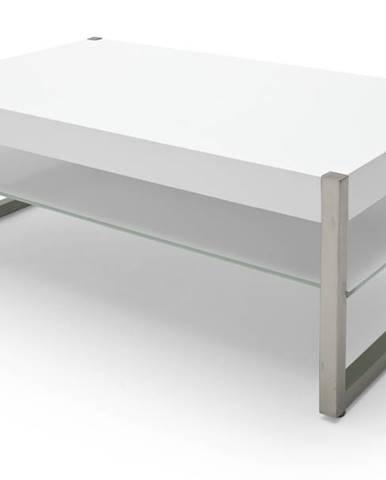 Konferenčný stolík SETH 2 biela