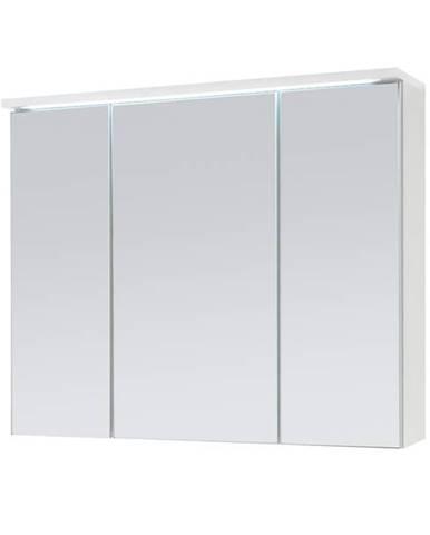 Kúpeľňová skrinka AUGA biela