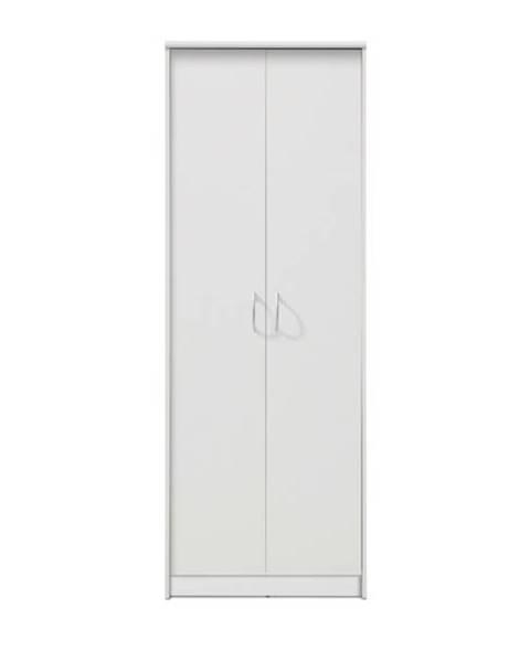 Sconto Skriňa OPTIMUS 70-002 biela