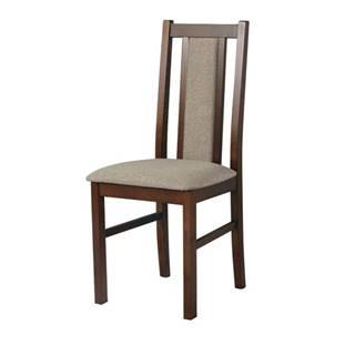 Jedálenská stolička BOLS 14 svetlohnedá