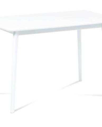 Jedálenský stôl LUCAS biela