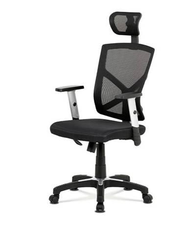 Kancelárska stolička PETER čierna