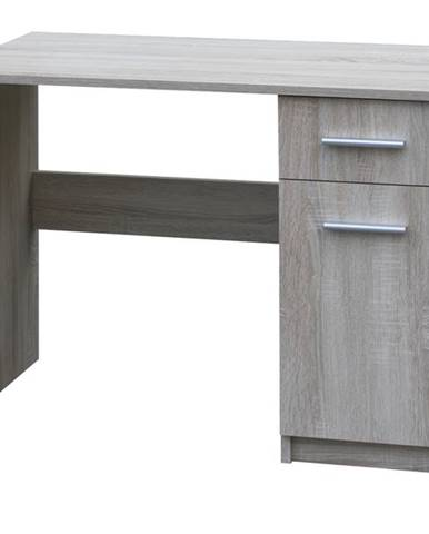 Písací stôl IBIS dub sonoma