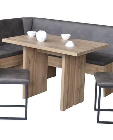 Stôl MERKUR dub wotan