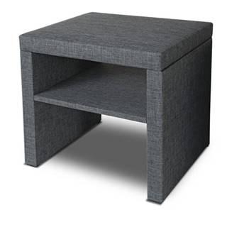 Nočný stolík SLEEP sivá