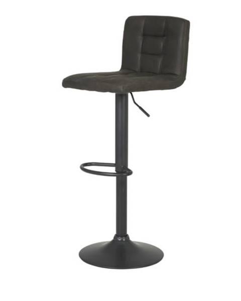 Sconto Barová stolička AMANDA I H hnedá
