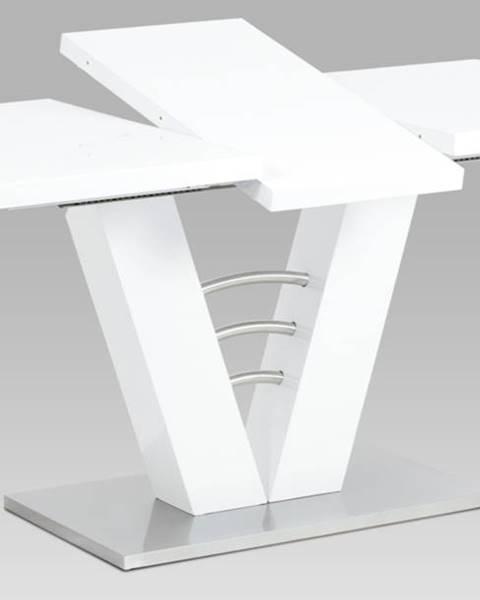 Sconto Jedálenský stôl CONRAD biela