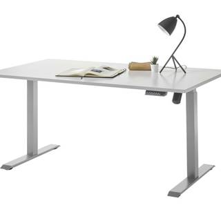 Písací stôl PROTON svetlosivá