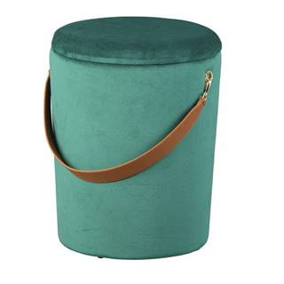 Taburet PAPUA zelená