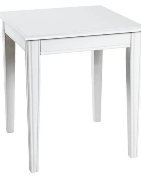 Sconto Prístavný stolík PROVENCE 4 biela