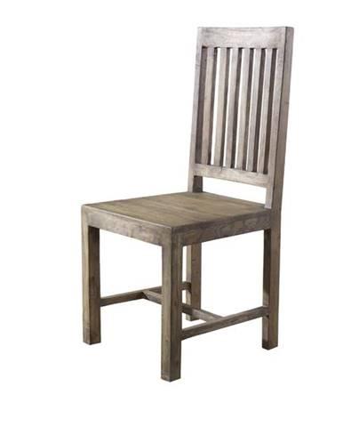 Jedálenská stolička GURU FOREST akácia