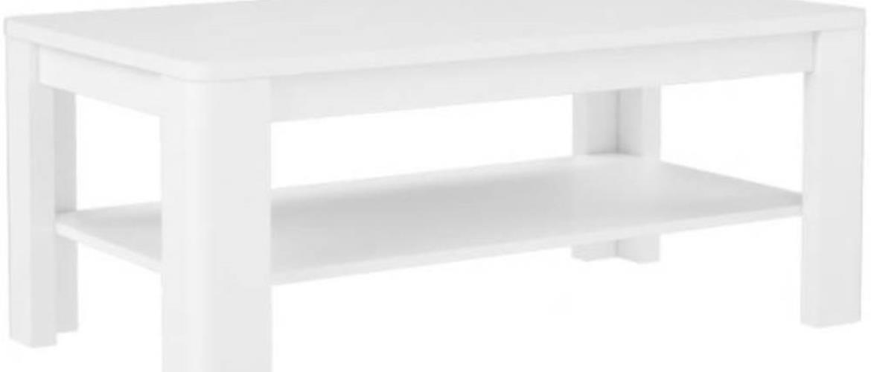 Konferenčný stolík Tuluza FLOT12 biela/artisan
